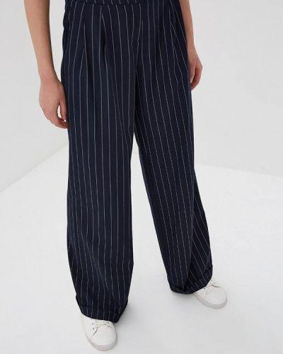 Синие брюки Morgan