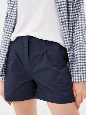 Синие повседневные шорты Didriksons