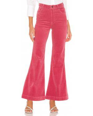 Klasyczne spodnie z kieszeniami rozkloszowane Rolla's