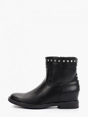 Черные зимние ботинки Marquiiz