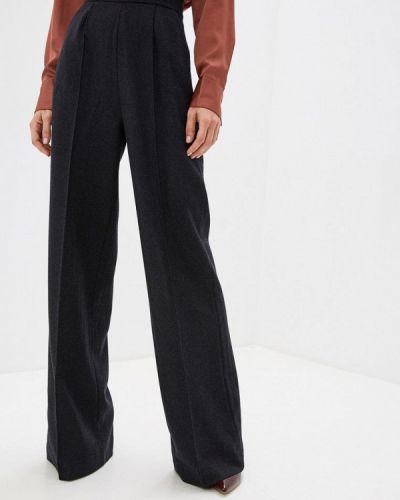 Классические брюки - черные Gepur