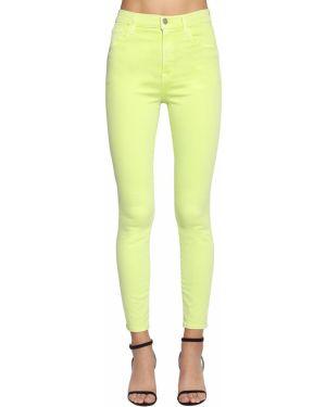 Пляжные укороченные джинсы с пайетками с карманами J Brand