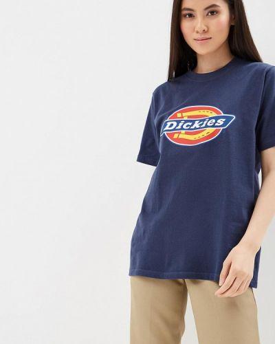 Синяя футболка Dickies