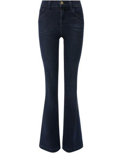 Расклешенные джинсы синие J Brand