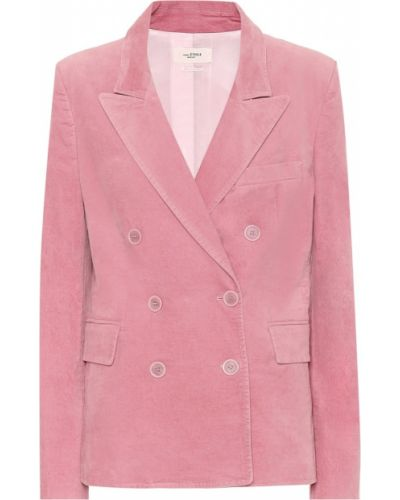 Розовый пиджак в стиле бохо Isabel Marant étoile