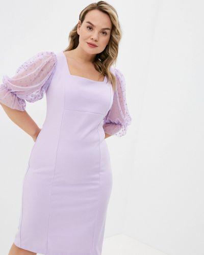 Вечернее платье - фиолетовое Forus