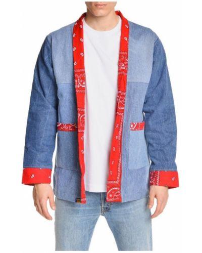 Niebieski kimono Overlord