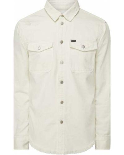 Koszula jeansowa - biała Review