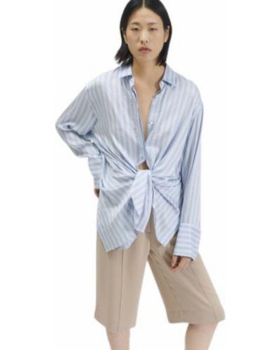 Niebieska koszula nocna Barbara Bui