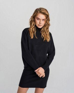 Черный свитер Befree
