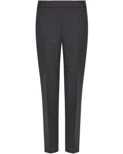 Укороченные брюки шерстяные из полиэстера Weill