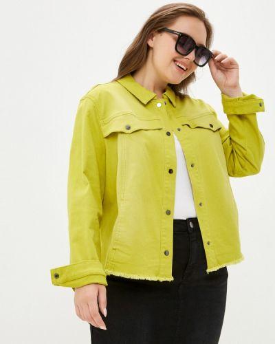 Зеленый пиджак Samoon By Gerry Weber