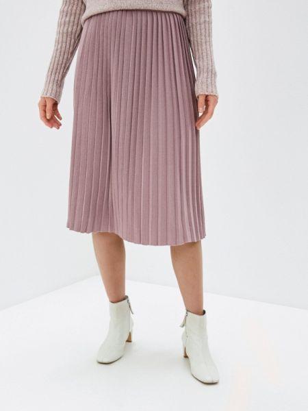 Розовая плиссированная юбка Sewel