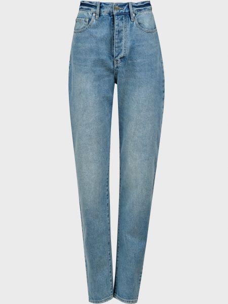 Мешковатые джинсы - голубые Armani Exchange