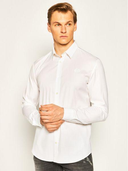 Biała koszula - biała Mcq Alexander Mcqueen
