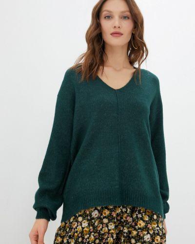 Зеленый пуловер Sublevel
