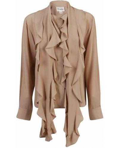 Bluzka - różowa Victoria Beckham