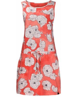 Платье платье-комбинация золотой Jack Wolfskin
