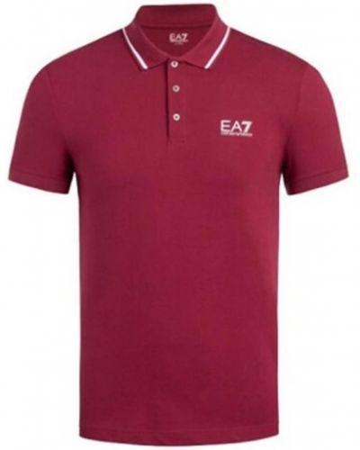 Fioletowa koszula Emporio Armani