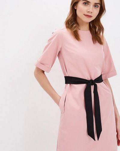 Платье прямое весеннее Zarina