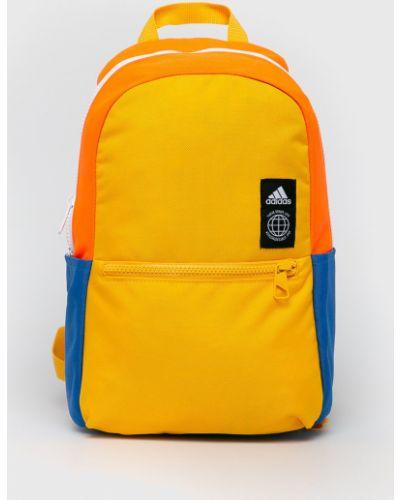 Желтый рюкзак Adidas Performance
