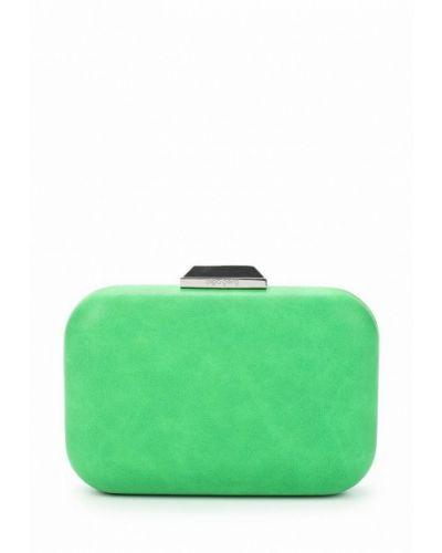 Зеленый клатч Olga Berg