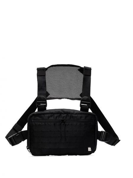 Klasyczna czarna torebka z nylonu 1017 Alyx 9sm