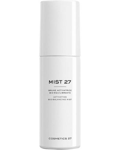 Mgiełka do twarzy skórzany do twarzy Cosmetics 27
