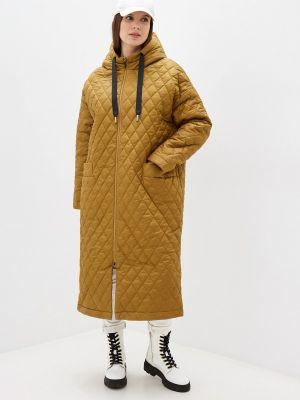Утепленная куртка - желтая Modress
