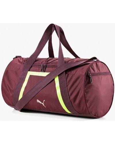 Спортивная сумка бордовый Puma