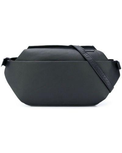 Поясная сумка на молнии черная Côte&ciel