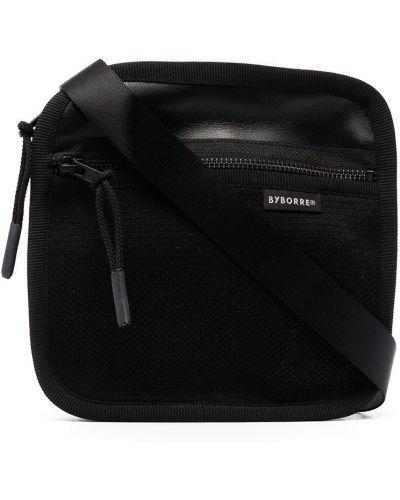 Czarna torebka skórzana Byborre