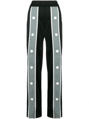 Спортивные брюки в полоску оверсайз No Ka 'oi