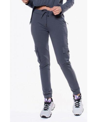 Серые спортивные брюки Vienetta