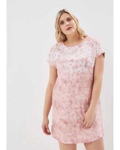 Домашнее розовое платье Лори