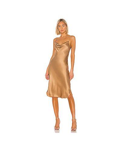 Платье платье-комбинация на бретелях Nili Lotan