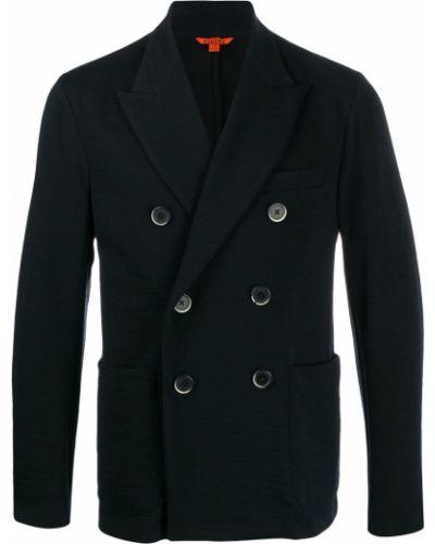 Классический пиджак шерстяной с карманами Barena