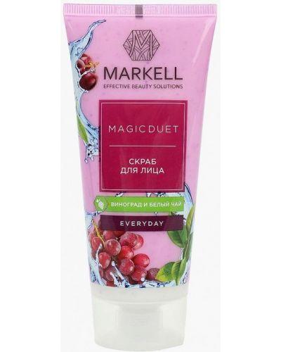 Скраб для лица Markell