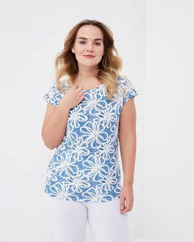 Голубая футболка домашняя Лори