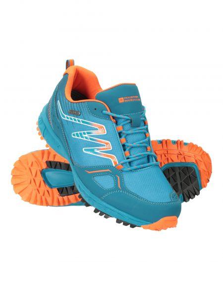 Niebieskie tenisówki do biegania Mountain Warehouse