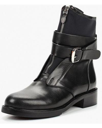 Кожаные ботинки осенние Winzor