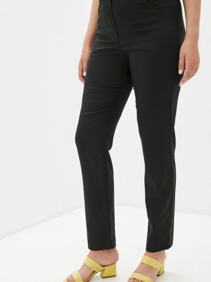Черные весенние брюки Svesta
