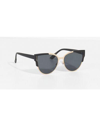 Солнцезащитные очки кошачий глаз металлические Parfois