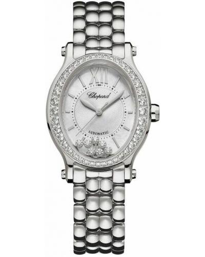 Szary zegarek sportowy Chopard
