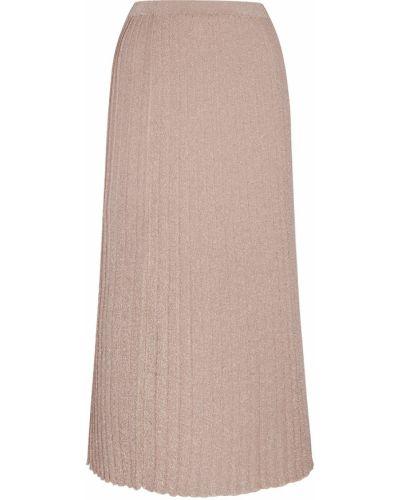 Плиссированная юбка миди карандаш Alena Akhmadullina