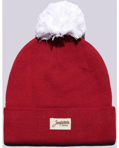 Красная шапка хлопковая Запорожец Heritage