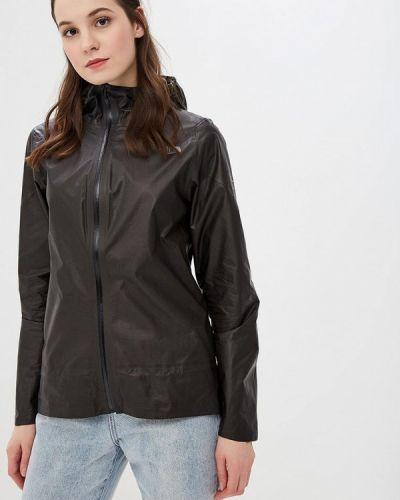 Черная куртка осенняя The North Face