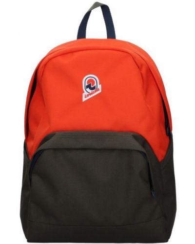 Pomarańczowy plecak Invicta