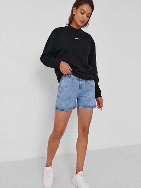 Джинсовые джинсовые шорты Mustang