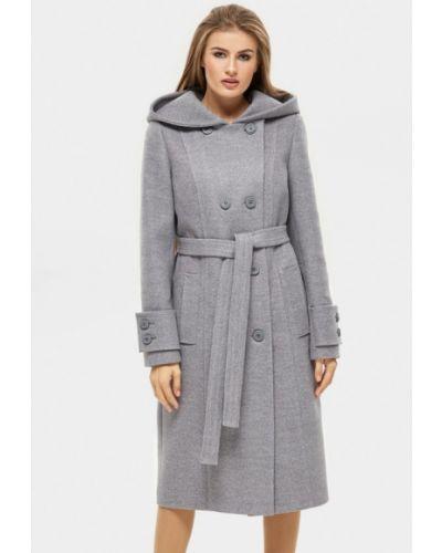 Пальто с капюшоном Danna